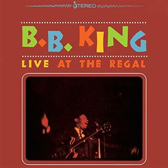 Live at the Regal - LP Yellow Vinyl
