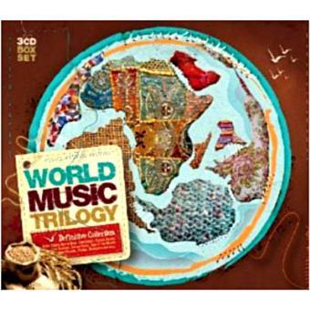 World Music Trilogy [Digipack 3CD)