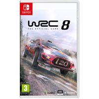 WRC 8 - Nintendo Switch