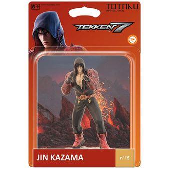 Figura Totaku Tekken 7: Jin Kazama