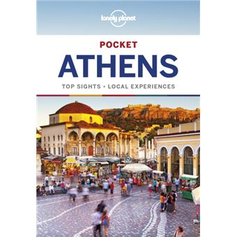 Lonely Planet Pocket Guide - Athens