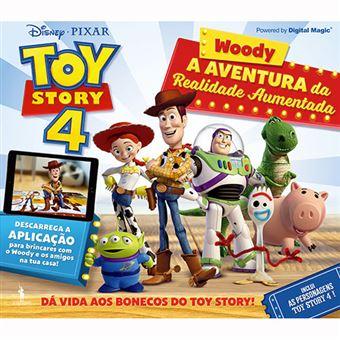 Toy Story 4: Realidade Aumentada