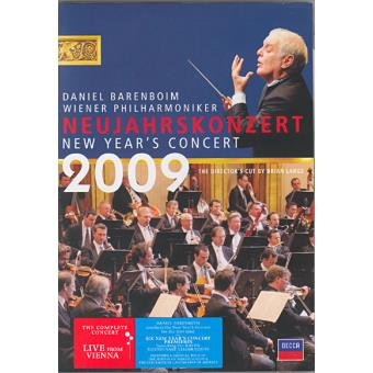VARIOS-NEW YEARS CONCERT 2009(DVD)