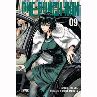One-Punch Man - Livro 9