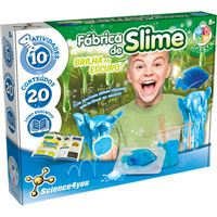 Fábrica de Slime Brilha no Escuro - Science4you