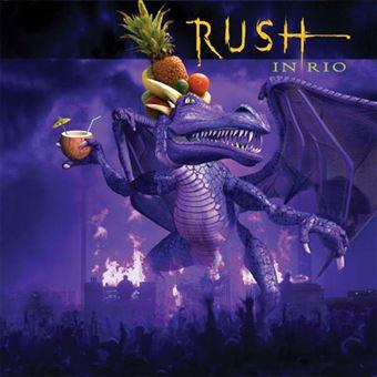 Rush: Live in Rio - 4LP