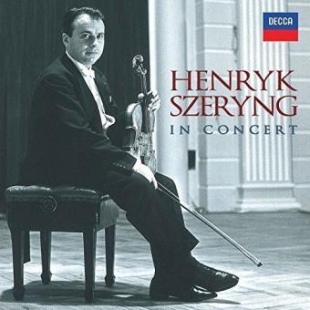 Henryk Szeryng in Concert - The Decca Recordings (13CD)
