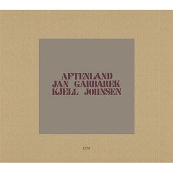 Aftenland - CD
