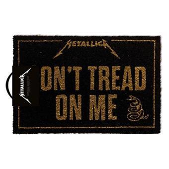 Tapete de Porta Metallica Don't Tread On Me