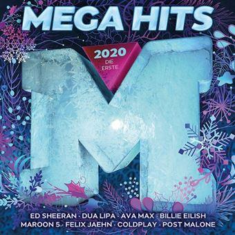 Megahits 2020-die Erste - CD