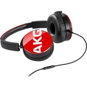 AKG Auscultadores Y50 (Vermelho)