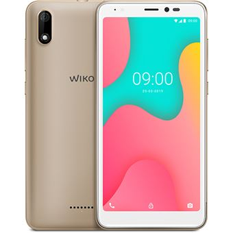 Smartphone Wiko Y60 - 16GB - Gold