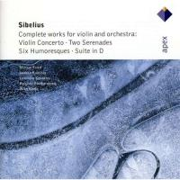 Complete Works For Violin And Orchestra - CD