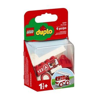 LEGO DUPLO Creative Play 10917 Camião dos Bombeiros