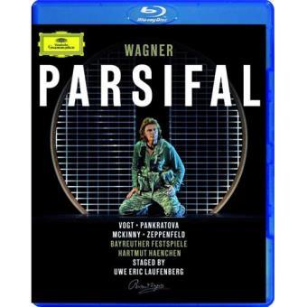 Richard Wagner: Parsifal - Blu-ray