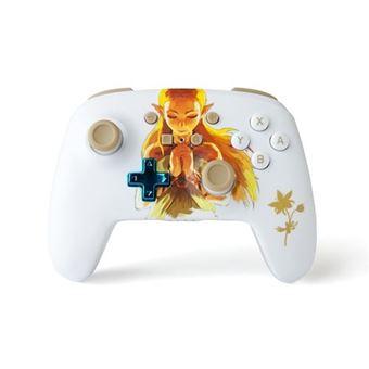 Comando Sem Fios PowerA para Nintendo Switch - Princesa Zelda