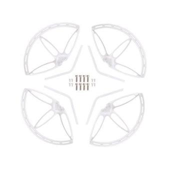 Walkera Proteção Hélice para QR X350 (Branco)