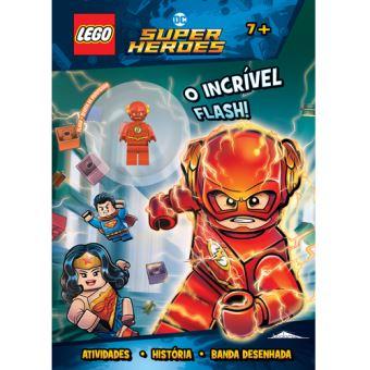 LEGO DC Comics Super Heroes: O Incrível Flash