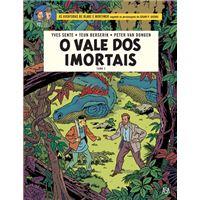 As Aventuras de Blake e Mortimer: O Vale dos Imortais - Livro 2