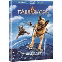 Cães e Gatos: A Vingança de Kitty Galore - Blu-ray + DVD