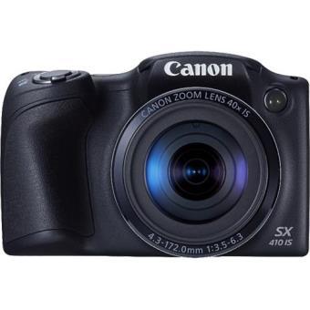 Canon PowerShot SX410 IS (Preto)