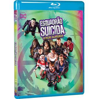Esquadrão Suicida (Blu-ray)