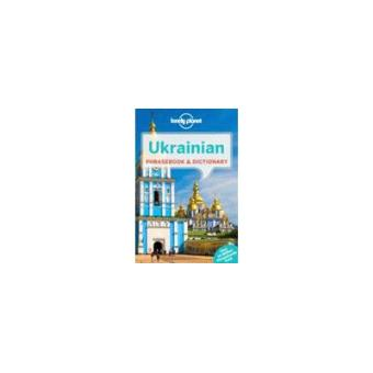 Ukrainian Lonely Planet Phrasebook & Dictionary