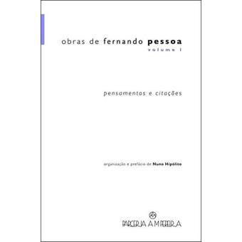 Obras de Fernando Pessoa - Livro 1: Pensamentos e Citações