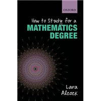 How to study for a mathematics degr