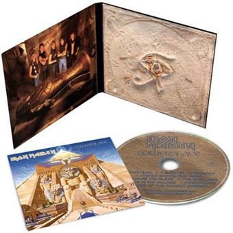 Powerslave - CD