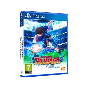 Captain Tsubasa: Rise of New Champions Special Edition - PS4