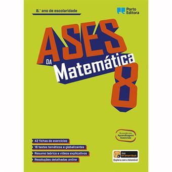 Ases da Matemática - 8º Ano