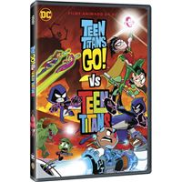 Teen Titans Go! Vs. Teen Titans - DVD