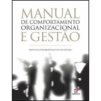 Manual de Comportamento Organizacional e Gestão