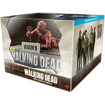 The Walking Dead - 5ª Temporada Edição Colecionador