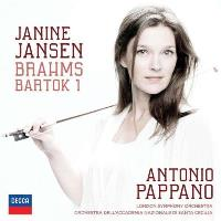 Brahms & Bartók | Violin Concertos