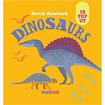10 pop ups: dinosaurs