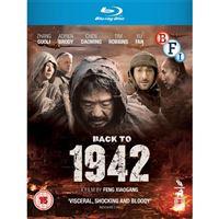 Back to 1942 - Blu-ray Importação