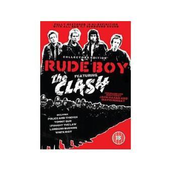 The Clash - Rude Boy: Collectors Edition (2DVD)