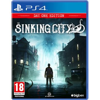The Sinking City Day 1 Edition - PS4