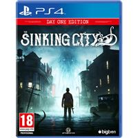 7ec0c0b15d The Sinking City Day 1 Edition - PS4