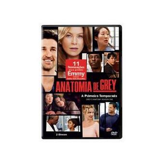 Anatomia de Grey: 1ª Temporada