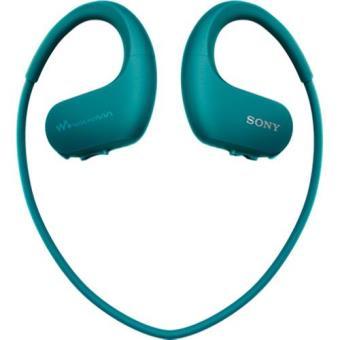 Sony Auriculares MP3 Aquático NW-WS413L 4GB (Azul)