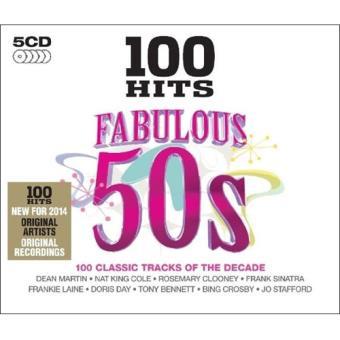 100 Hits - Fabulous 50's - 5CD