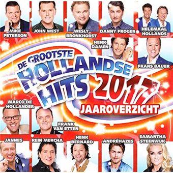 Hollands Hits Jaaroverzicht 2017 - 2CD