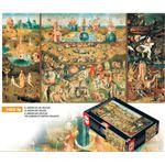 Puzzle O Jardim das Delícias - 9000 Peças