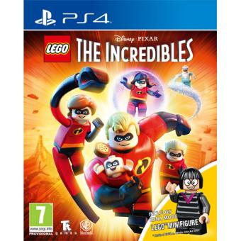 LEGO The Incredibles - Toy Edition PS4
