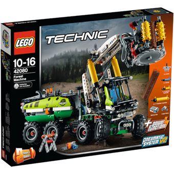 LEGO Technic 42080 Máquina Florestal