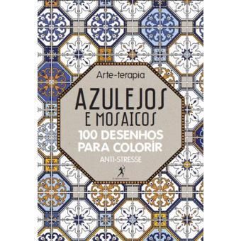 arte terapia azulejos e mosaicos vários compra livros na fnac pt