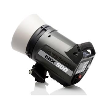 Elinchrom BRX 500 500Ws 1/1558s Preto, Cinzento unidade de flash de estúdio fotográfico